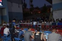 Beytüşşebap'ta Polisler Kurban Kesip Vatandaşlarla Birlikte Akşam Yemeği Yedi