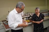 NECDET BUDAK - Ege'de Kile Antibakteriyel Özellik Kazandırıldı