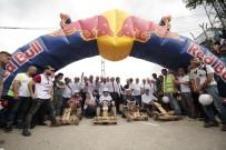 TAHTA ARABA - Gençlik Ve Spor Eski Bakanı Osman Aşkın Bak, Red Bull Formulaz'da Tahta Araba İle Yarıştı