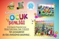 Hakkari Belediyesi Çocuk Şenliği Düzenledi