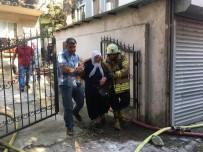 ERDEMIR - İstanbul'da Apartman Yangını
