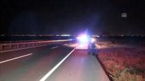 Karaman'da Otomobil Şarampole Devrildi Açıklaması 6 Yaralı