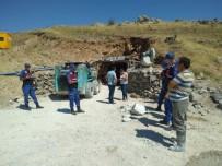 Kırşehir'de Maden Ocağında Çökme Açıklaması 3 Yaralı