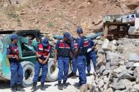 Kırşehir'de Madende Göçük Açıklaması 1 Ölü, 2 Yaralı