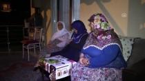 MEHMET KAYA - Köyün İhtiyar Delikanlıları Domuz Nöbetinde