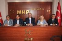MUSTAFA KALAYCI - MHP'li Mustafa Kalaycı'dan Af Açıklaması