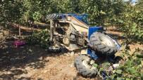 Otomobille Tarım Aracı Çarpıştı Açıklaması 6 Yaralı