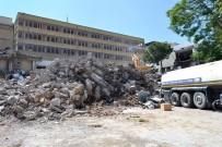 KONUT FİYATLARI - Balıkesir'de Metrekare Fiyatları 5 Bin TL'yi Gördü
