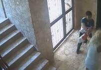 BIBER GAZı - Rus Kadının Yaşadığı Dehşet Kameralarda