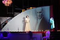 MÜZIKAL - Şevval Sam Kuşadası'nda Müzeyyen Senar Şarkıları Seslendirdi