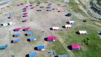 KIŞ TURİZMİ - 'Tekir Yaylası'nda Yaz Serinliği