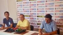 BÜLENT UYGUN - Teknik Direktör Engin Fırat Arnavutluk'ta