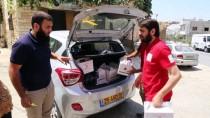 İŞGAL - Türk Kızılayı Batı Şeria'da Kurban Eti Dağıttı