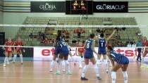 TÜRKIYE VOLEYBOL FEDERASYONU - Voleybol Açıklaması Gloria Cup Kadınlar Voleybol Turnuvası
