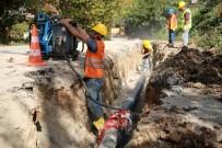 YEŞILKÖY - 3 Mahalle'nin İçme Suyu Arıtma Tesisinin Projesi Tamamlandı