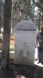 Asri Mezarlığa Günlük Su Veriliyor