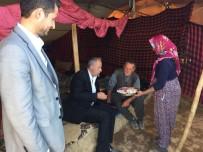 Başkan Keskin'den 2 Bin 700 Rakımlı Yaylalara Bayram Ziyareti