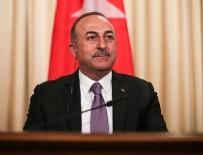 SERGEY LAVROV - Dışişleri Bakanı Çavuşoğlu: İdlib'de askeri bir çözüm felaket olur