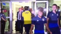 CÜNEYT ÇAKıR - Fenerbahçe, İzmir'e Geldi