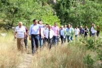 GÜMÜŞDERE - Hacıkadın'da 6 Bin Konut Yapılacak