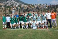 Hacımusalıspor İle Çatalanspor Finale Çıktı