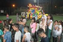 OYUN HAVASI - Hakkarili Çocuklar Çifte Bayram Yaşadı