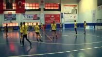 AVRUPA HENTBOL FEDERASYONU - Kastamonu Belediyespor'da Hedef EHF Kupası