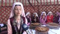 Malazgirt Zaferi Kutlamalarının Renkli Misafirleri Açıklaması Kırgız Türkleri