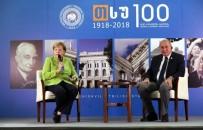 MUHALEFET PARTİLERİ - Merkel, Gürcistan'ın AB'ye Katılımını Destekliyor