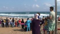Şile Sofular plajında korkutan olay! Denize girmek yasaklandı...