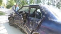Sinop'ta Trafik Kazası Açıklaması 6 Yaralı