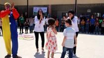 AFRİN - Suriye'deki Çocuklara Bayram Eğlencesi