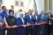 TBMM Başkanı Binali Yıldırım, Bilgi Evi'nin Açılışını Yaptı