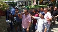 CÜNEYT ARKIN - Tiyatro Sanatçısı Toron Karacaoğlu Balıkesir'de Toprağa Verildi