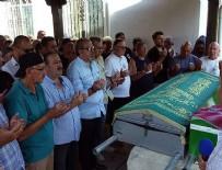 DİZİ OYUNCUSU - Toron Karacaoğlu son yolculuğuna uğurlandı