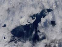 Düz Dünya Derneği - Uluslararası Uzay İstasyonu 'Van Gölü' hatasını düzeltti