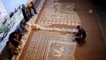 MOZAİK MÜZESİ - Yüzlerce Yıllık Mozaikler 'Asırlık Fabrikada'