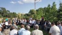 ABBAS AYDıN - AK Parti Milletvekili Çelebi Patnos'lularla Bayramlaştı