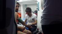KILIMLI - Alabora Olan 5 Kişi Sahil Güvenlik Tarafından Kurtarıldı