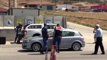 Ankara-Samsun Otoyolu'nda Dönüş Yoğunluğu