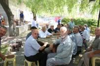 MIMARSINAN - Başkan Büyükkılıç, Mimarsinanlılarla Bayramlaştı