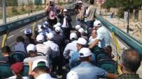 Bolvadin'de Şehitler Caddesi Törenle Açıldı