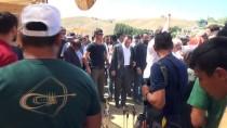 CENGİZ COŞKUN - 'Diriliş Ertuğrul' Dizisi Oyuncuları Malazgirt Zaferi Kutlamalarında