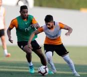 RYAN DONK - Galatasaray Alanyaspor Maçı Hazırlıklarını Sürdürdü