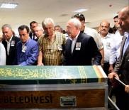 PIR SULTAN ABDAL - Gazeteci Baki Özilhan Son Yolculuğuna Uğurlandı