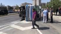 KARACAAHMET - Gaziantep'te Trafik Kazası Açıklaması 18 Yaralı