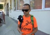 REKOR DENEMESİ - Görme Engelli Atlet 100 Kilometre Koşacak