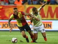 YASIN ÖZTEKIN - Göztepe 1 - 0 Fenerbahçe