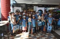 PATLAMIŞ MISIR - İpekyolu Belediyesi Öksüz Ve Yetim Çocukları Sevindirdi