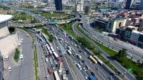 GÜMÜŞSUYU - İstanbul'da Yarın Bu Yollar Trafiğe Kapatılacak